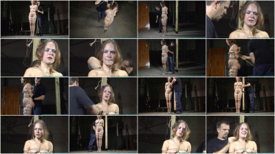 HD Bdsm Sex Videos I Try Out My New M0Co Jute and Hood on Rachel Part 2