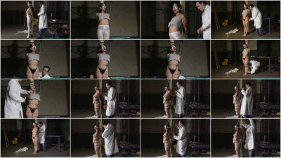 Cruel Gags, Strait Jacket, Twine, Plastic Wrap, and Tape for Summer - Part 2