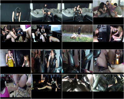 Mistress Blackdiamoond Video Collection 9