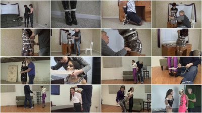Magnificent Nice Unrealy New Collection Of OfficePerils. Part 5 - english, vid, joi