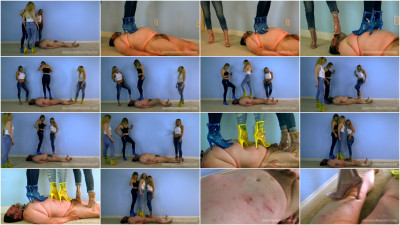 3vs1 Trample Training