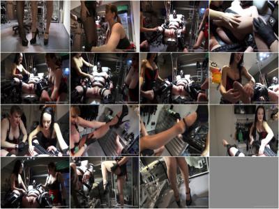 Custom Video: She's Got Shiny Legs Pt 1-3