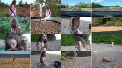 Atk Girlfriends — Elena Koshka (Virtual Vacation: Hawaii 4/12) 1080p