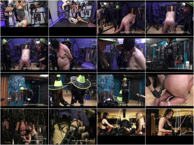 The Bondage Mistress Club - Latex & Rubber Video Pack 1