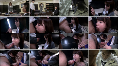 Yui Hatano resolves problems with a blowjob FullHD 1080p