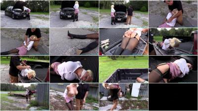 Summer Transported and Hogtied - Scene 1 - Summer Monroe - HD 720p