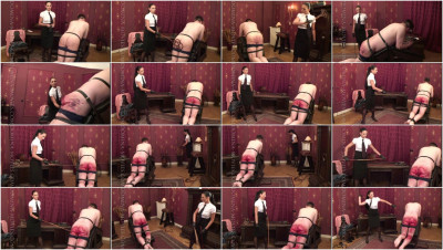 Madame Catarina - Caning Therapy