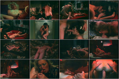 Blonde Fire (1979) - Seka, John Holmes, Kitty Shayne