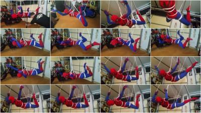 ShinyB — Trip Six.. Spidergirl Hanging Around