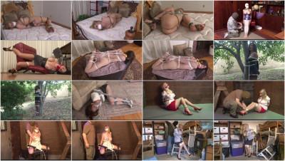 Bedroom Bondage Video Collection 6