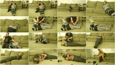 Cinched And Secured - Adara's Mummification Escape