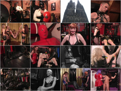 Latex And Rubber Domination Video Collection Part 4