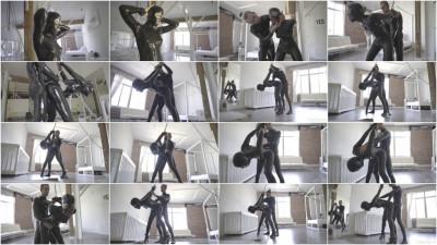 FetishKitsch - Ingrid's Strappado