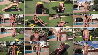 Fitness Model — Philipp — Penalty Workout