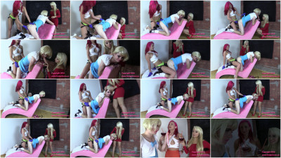 Little Sissy jane takes a Big Black Cock and Gets Invited for Cocktails 1080p
