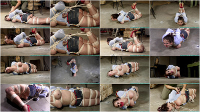 Gia Love's First Hogtie - Scene 3 - HD 720p