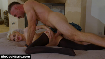 Skye Blue Takes A Trip To Her Fiances Ex-Bosses House
