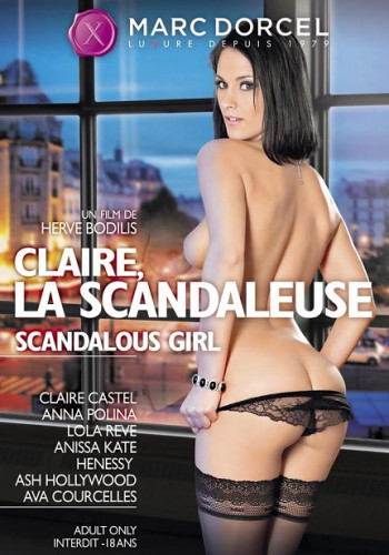 Description Claire, La Scandaleuse