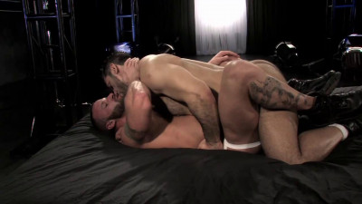 Explosive: Scene 01 Adam Champ & Derek Parker