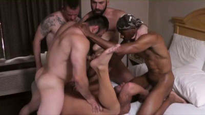 Description Raw Gangbang For Bad Seed