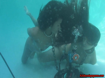 H2O Bondage Gems - Don't Try This At Home