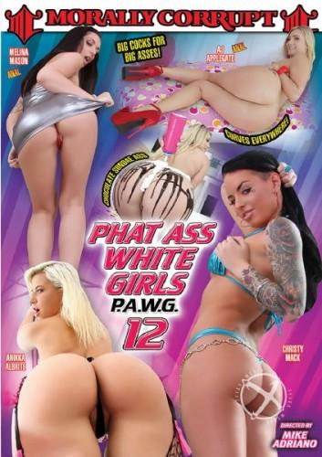 Phat Ass White Girls P.A.W.G. 12 (2015)