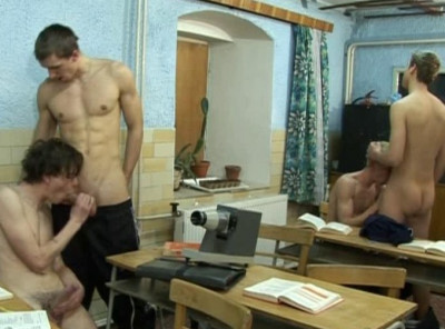 Amateur Boys Bareback