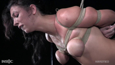Ohh My –  Jackie Ohh is made for bondage!
