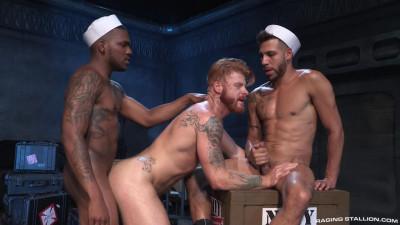 Big Dick Naval Destroyer – Bruno Bernal, Aaron Reese, FX Rios