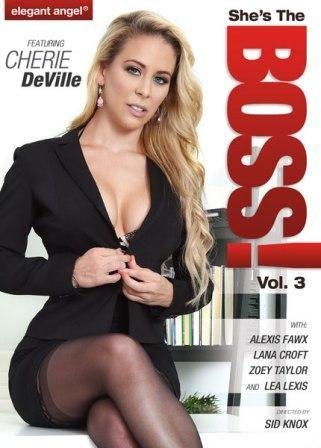 Description She's The Boss vol 3 (2018)