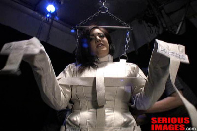 Holiday Straitjacket Bondage