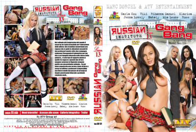 Description Russian Institute Lesson part 13 - Gang Bang(2010/1080p)