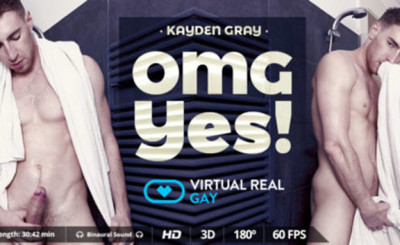 Virtual Real Gay — Kayden Gray (smartphone)