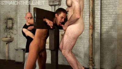 Gay BDSM Breeder Fuckers - Sergei Session 3