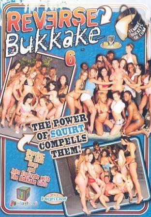 Description Reverse Bukkake Vol.6