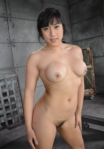 Hot Filipina Mia Li is Bound, Oiled, Brutally Face Fucked and drilled with cock!