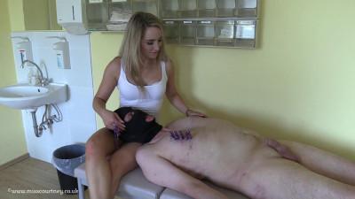 Mistress Courtney - Nipple Torture At The Farm