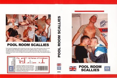 Description Pool Room Scallies