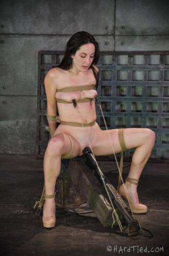 HT – Marley Blaze – Blaze-in Bondage – December 17, 2014