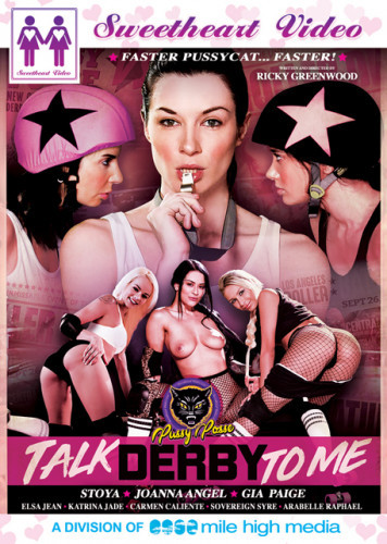 Talk Derby To Me. With Stoya, Elsa Jean, Joanna Angel and more!