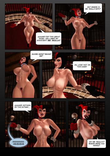 Machinehead Comics