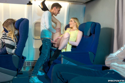Description Mia Malkova - Fucking on a plane(2018)
