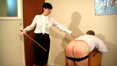 Miss Jessica And Hand Spanking part 12