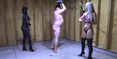 Goddess Platinum, Mistress Tiffany - PMS Therapy