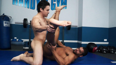 RandyBlue — Angelo Antonio and Chris Rockway