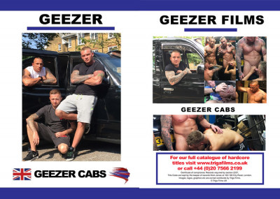 Triga Films – Geezer Cabs: Mister Billy Essex (2017)