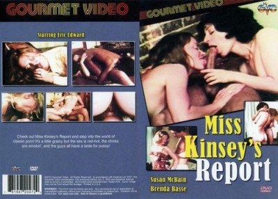 Miss Kinsey's Report