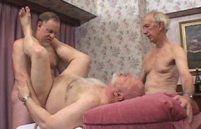 Nasty Old Bears Bareback