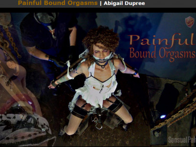 Sensualpain Painful Bound Orgasms