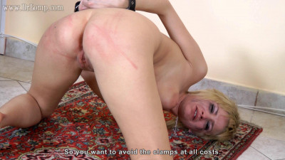 Suzy The Clumsy Bitch